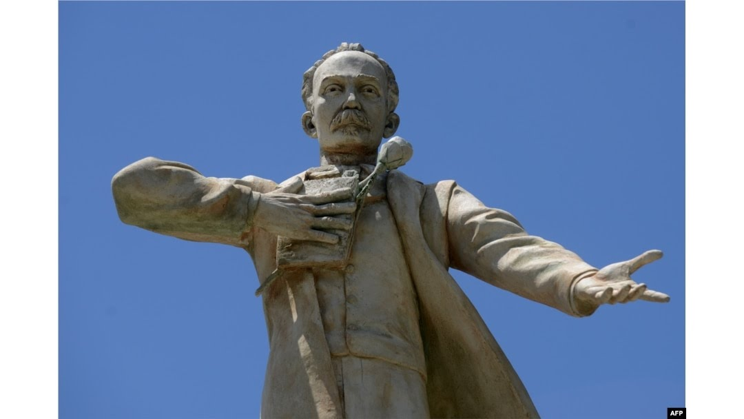 Monumento a José Julián Martí y Pérez en Ciudad de Guatemala